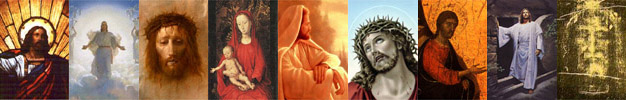 Image: Faces of Jesus
